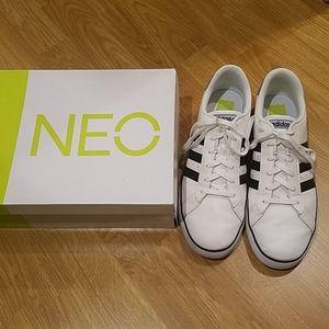 Sz 12 Adidas Neo Men's Shoe, GUC